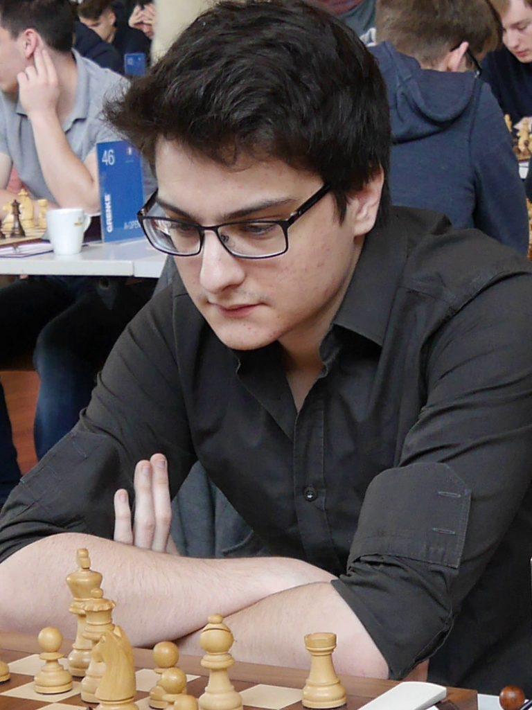 Interview de Maxime LAGARDE